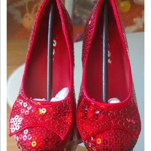 Other - Ruby red slippers